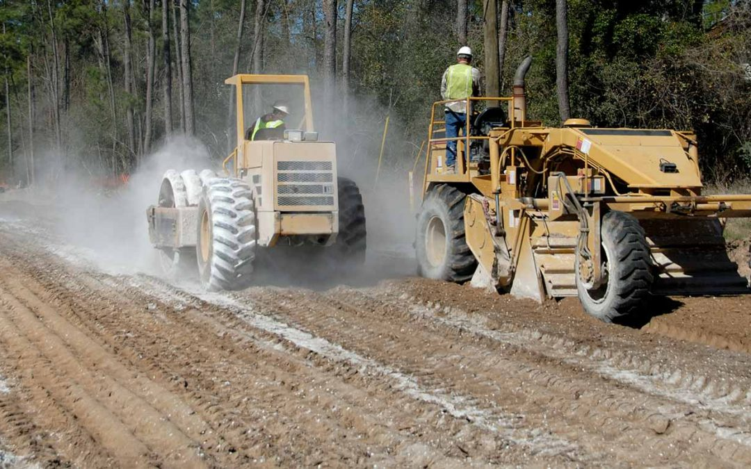 Lime vs. Cement: Which Soil Stabilization Method is Better?